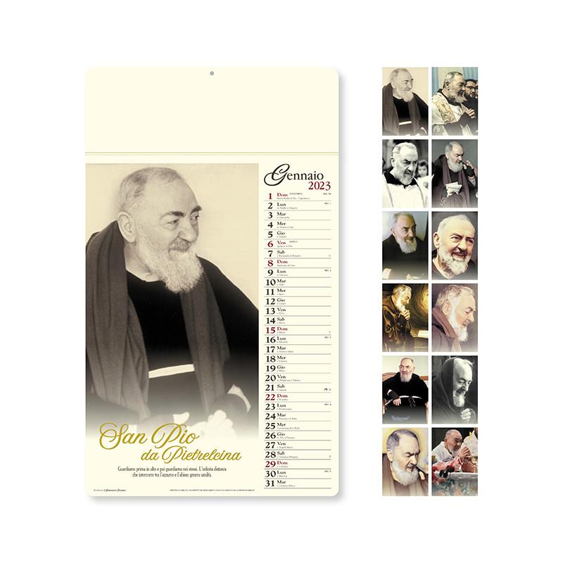 Calendario San pio pa024