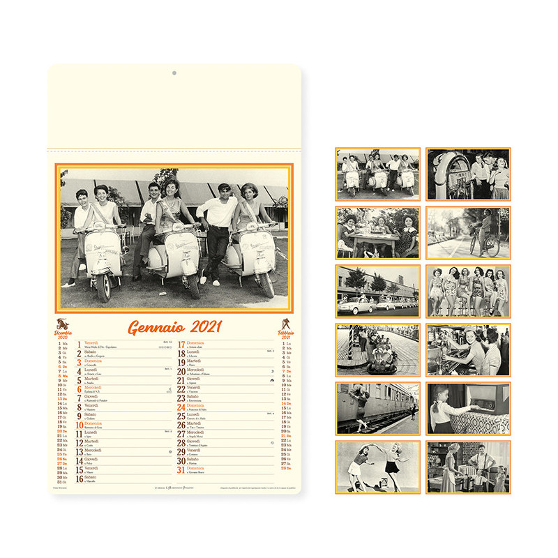 Calendario Come eravamo pa022