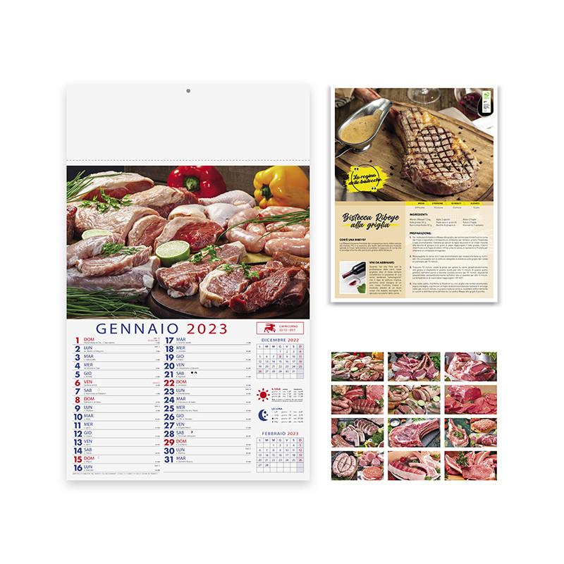 Calendario Carni pa142
