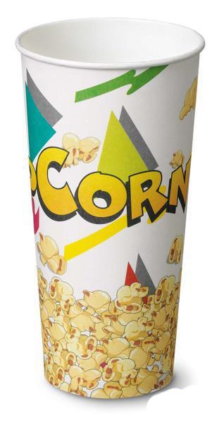 Bicchiere per pop-corn