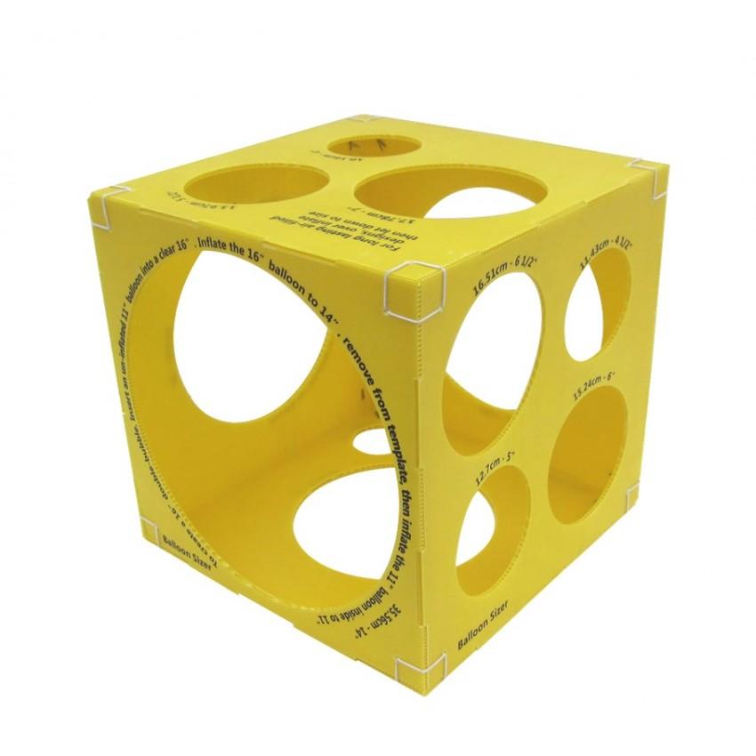 Cubo Balloon Sizer