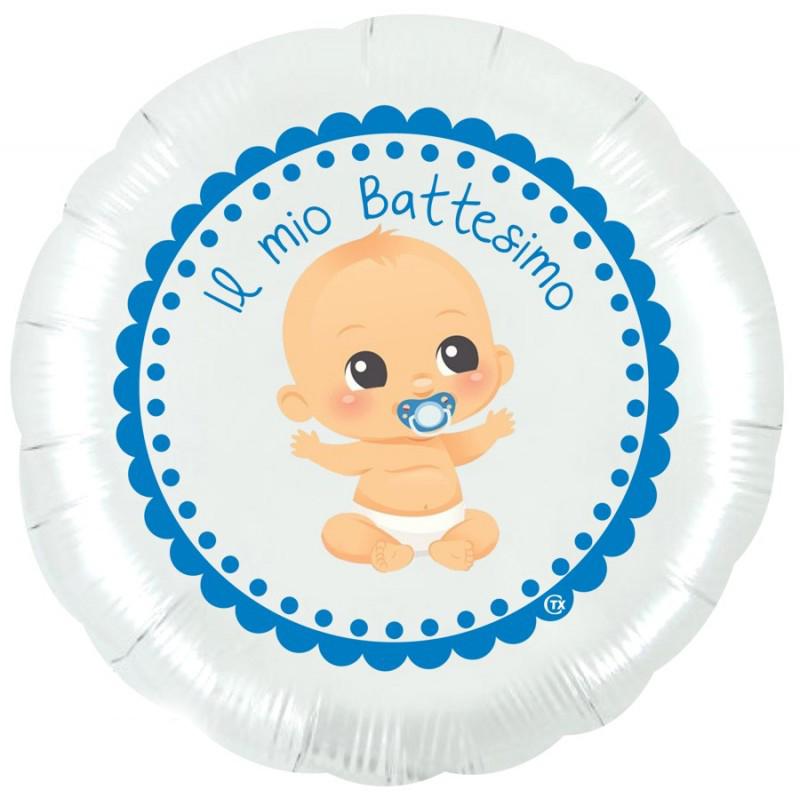 "Battesimo Bimbo (28"") Bianco"