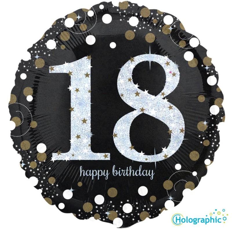 """18 Compleanno Scintillante (18"""")"""