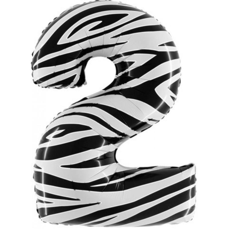Zebraloon Maxi Numero