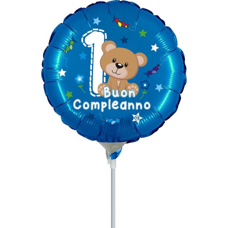 """1° Compleanno Orsetto Minishape (9"""")"""
