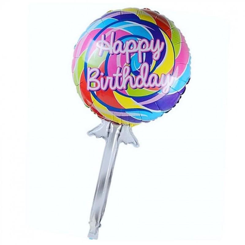 """Happy Birthday Lecca Lecca (42"""")"""