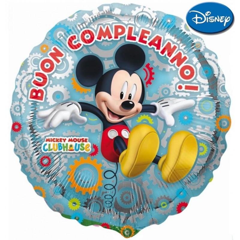"""Mickey Buon Compleanno (18"""")"""