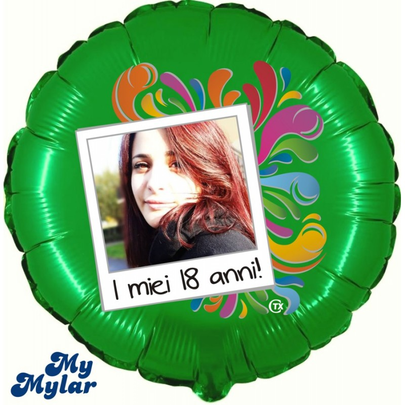 18 Anni + Foto (Medio)