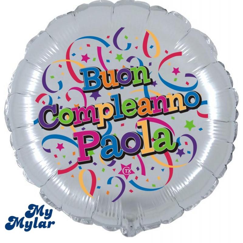 Buon Compleanno + Nome (18