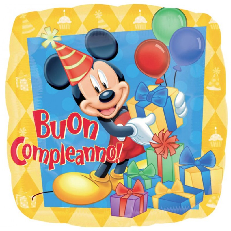 Compleanno Mickey Mouse (18