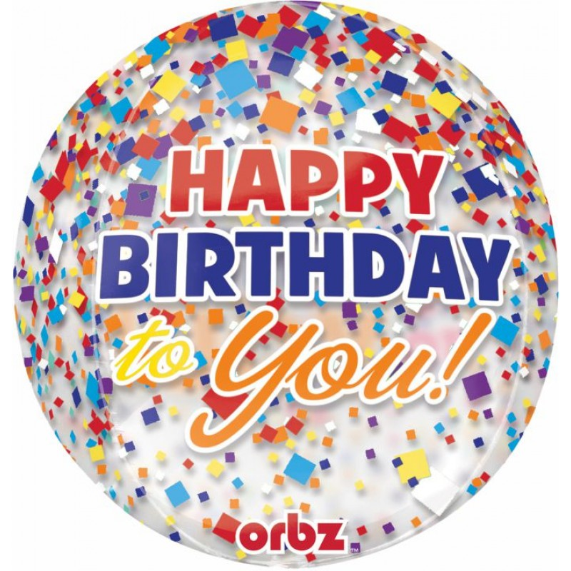 Happy Birthday - Orbz (16