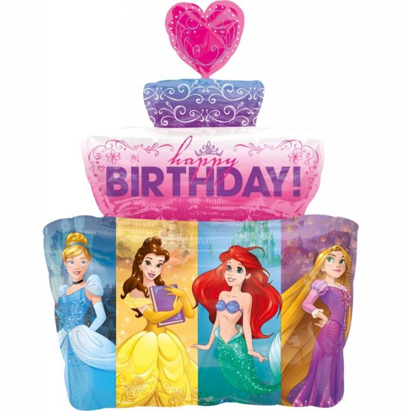 Torta Principesse Disney (28