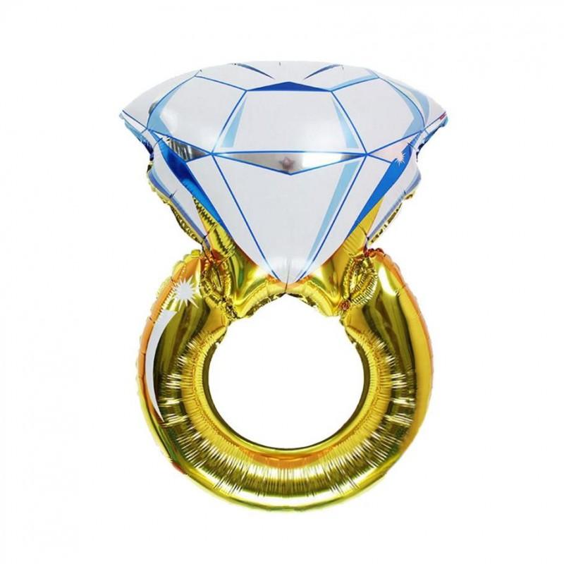 """Anello con Diamante (39"""")"""