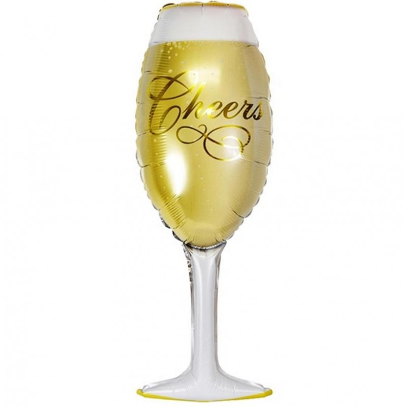 "Champagne Glass (36"")"
