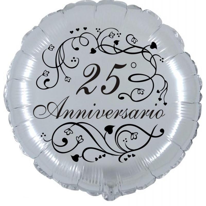 """25° Anniversario (18"""")"""