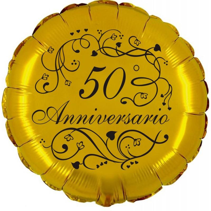 """50° Anniversario (18"""")"""