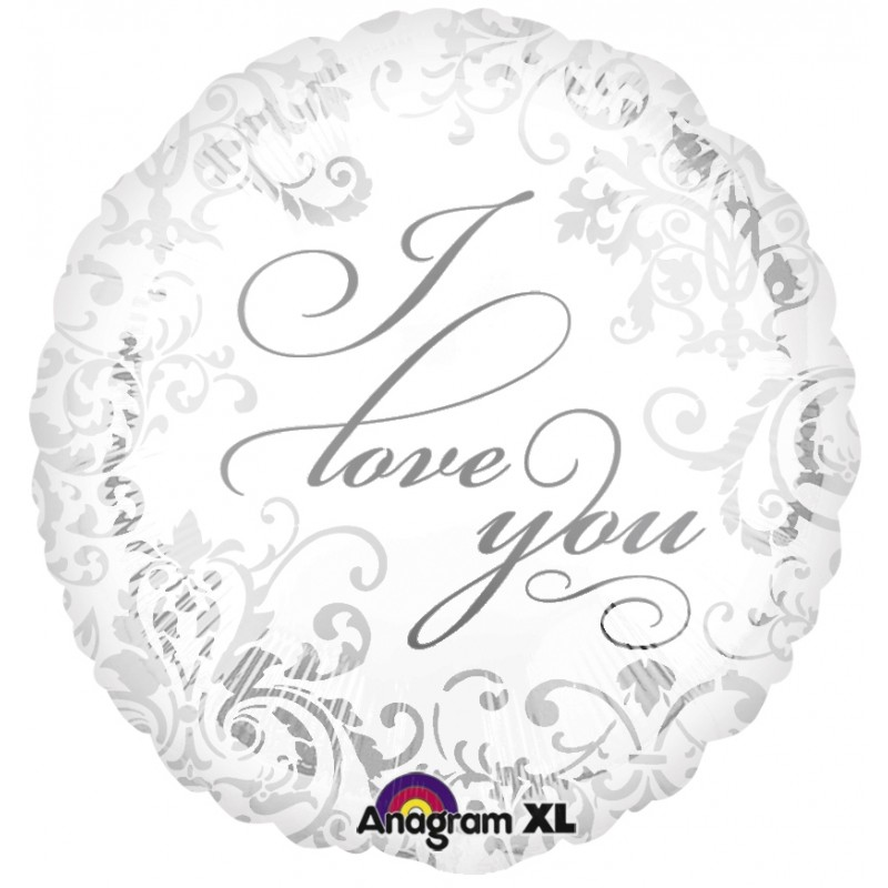 "I Love You Elegante XL® (18"")"