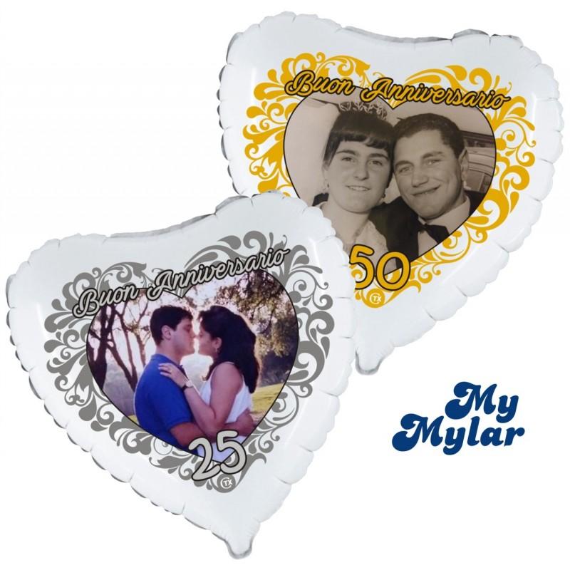 Mylar - Anniversario Foto (Medio)