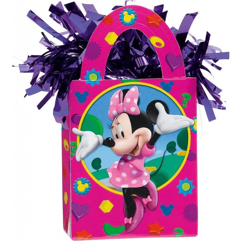 Peso per Palloncini di Minnie Mouse