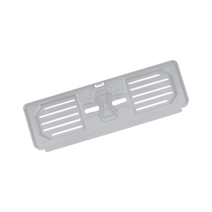 Portatarga auto anteriore plastica STIFF PN227