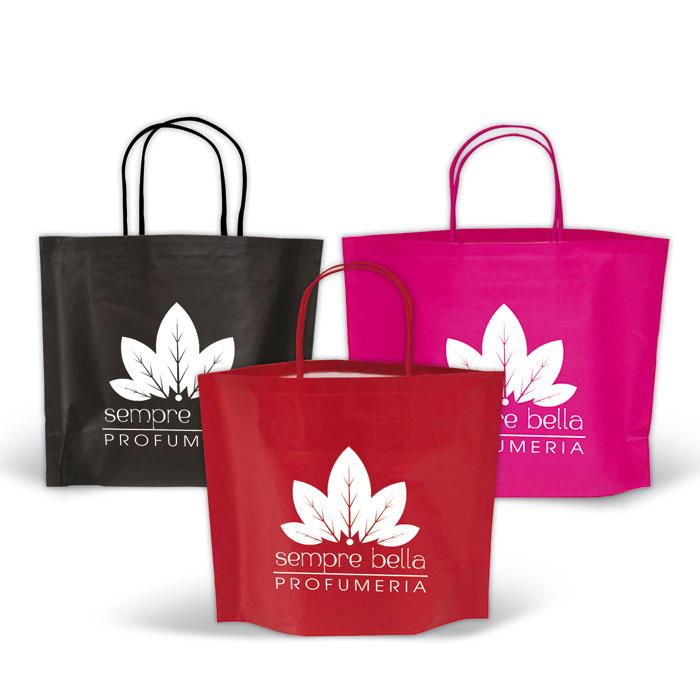 Shoppers B-Bags Maniglia Ritorta