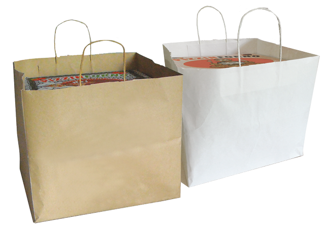 Shopper porta pizza