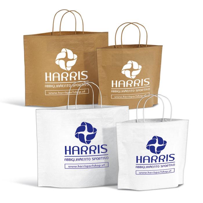 Shopper B-Bags - Manico Cordino