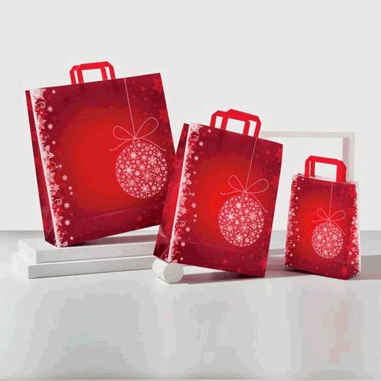 Shopper Rosso Natale