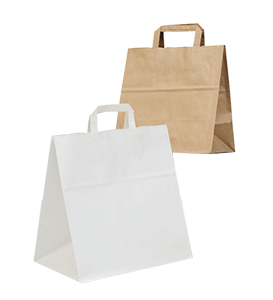Shopper Take Away maniglia piatta