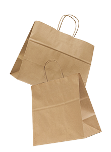Shopper Take Away maniglia ritorta