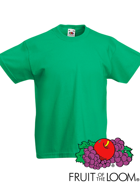 T shirt pubblicitarie bambini basic