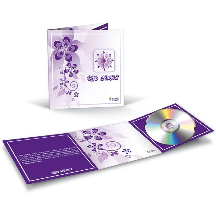 Custodie CD con taglio porta cd
