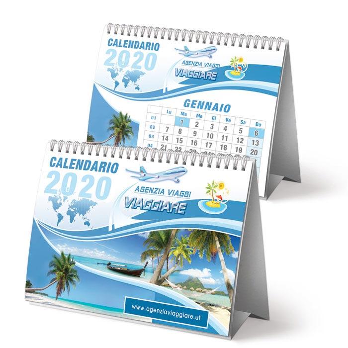 Calendari da Tavolo su misura