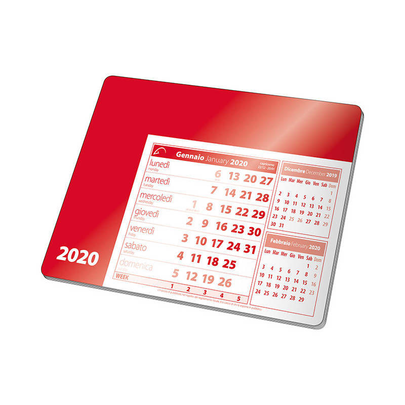 Calendario Pad PA780