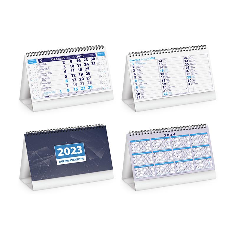 Calendario da tavolo Classico verticale pa715