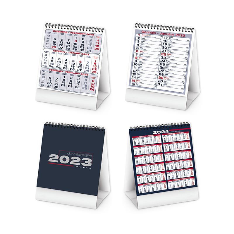 Calendario da tavolo Classico verticale pa745