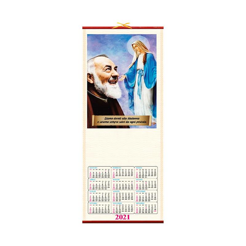 Calendario canna San Pio PA395