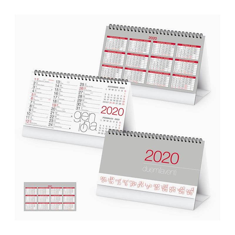 Calendario da tavolo classico PA720