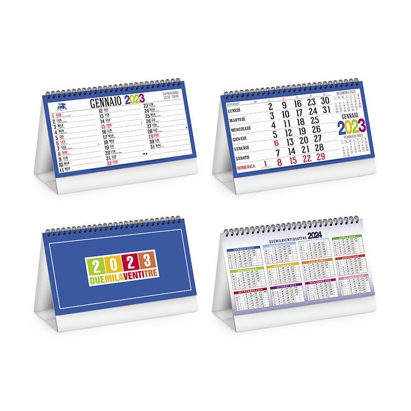 Calendario da tavolo classico PA725