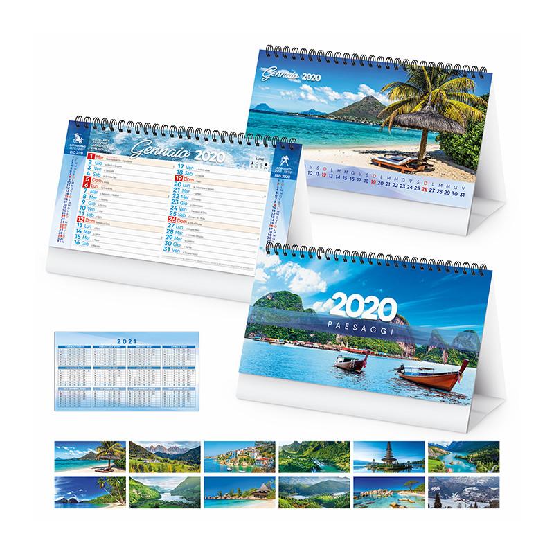 Calendario da tavolo Paesaggi pa402