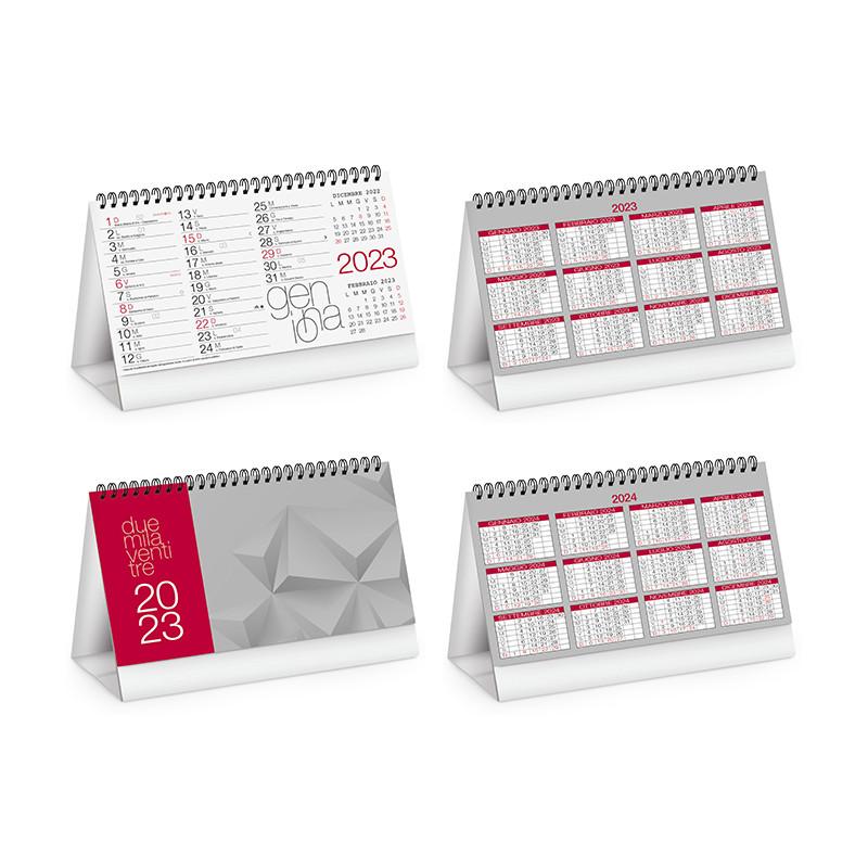 Calendario da tavolo classico PA720 similare