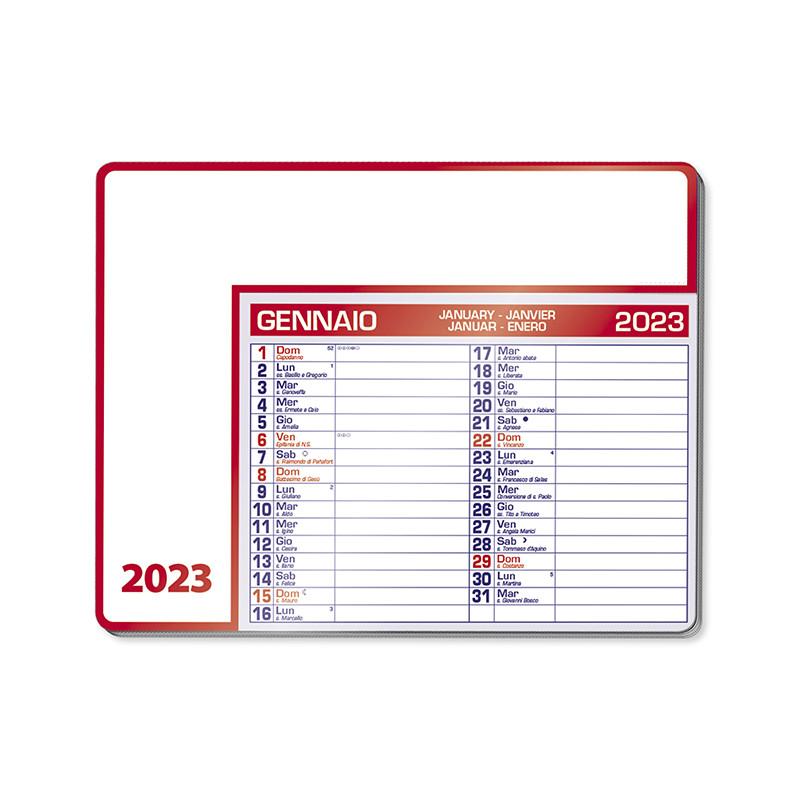Calendari Pad Edge Pa782