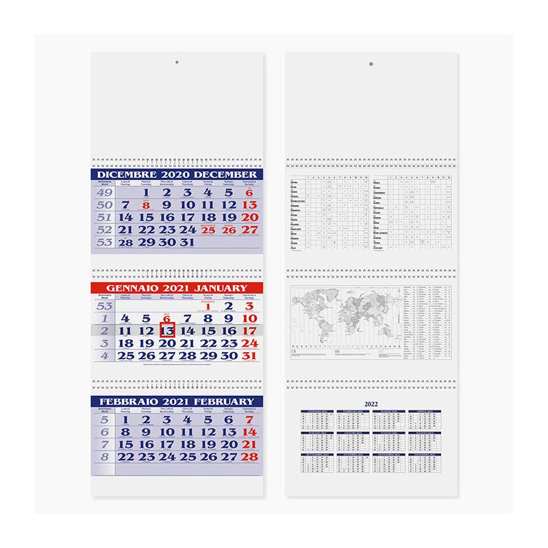 Calendario Trittico pa510