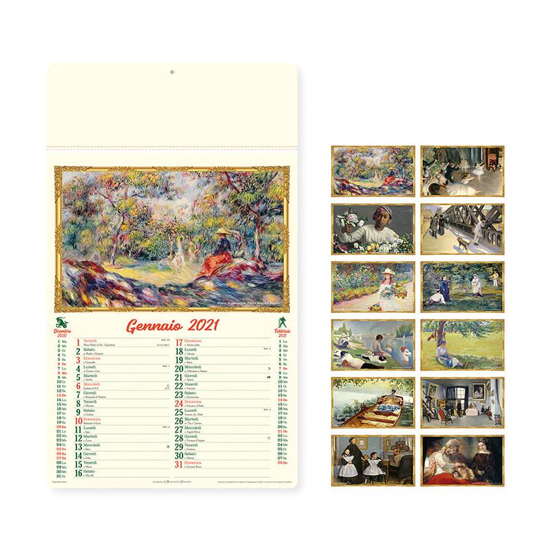 Calendario Artistico pa032