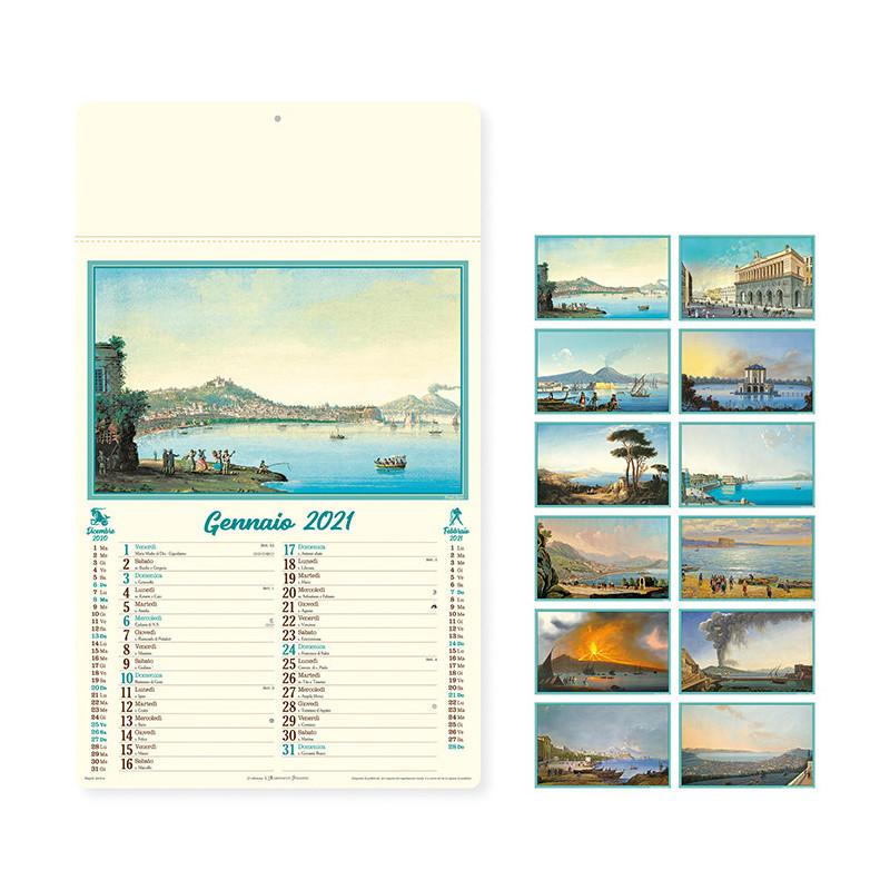 Calendario Napoli antica pa018