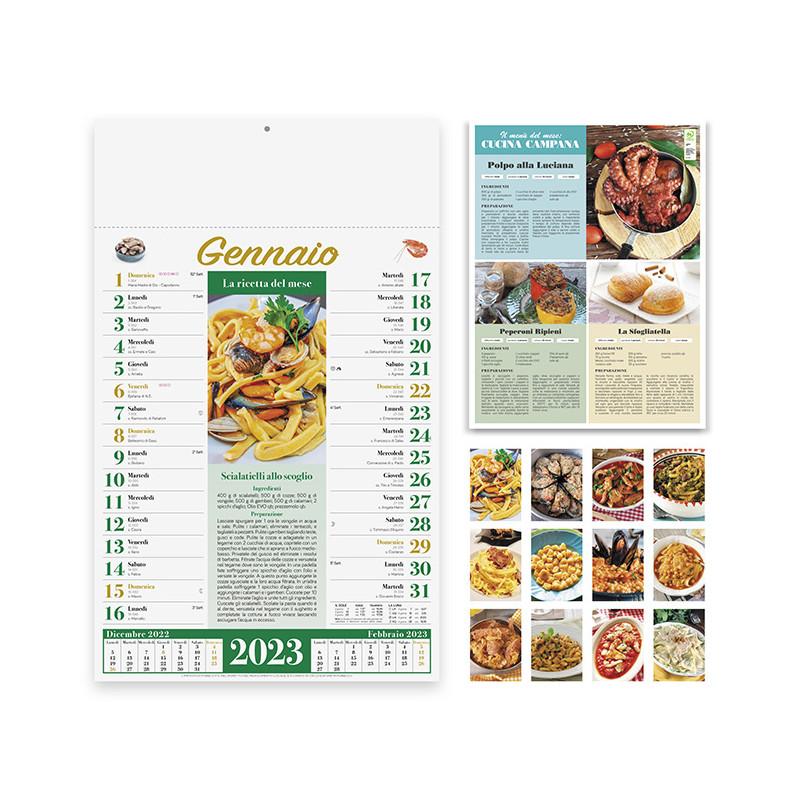 Calendario Gastronomia pa132