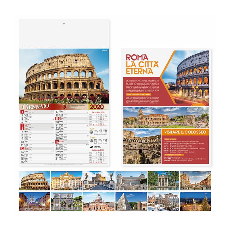 Calendario Roma pa109