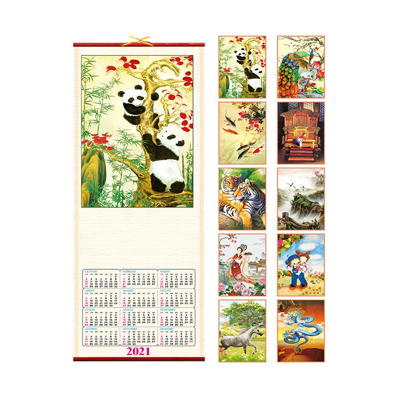 Calendario canna Bambù PA370