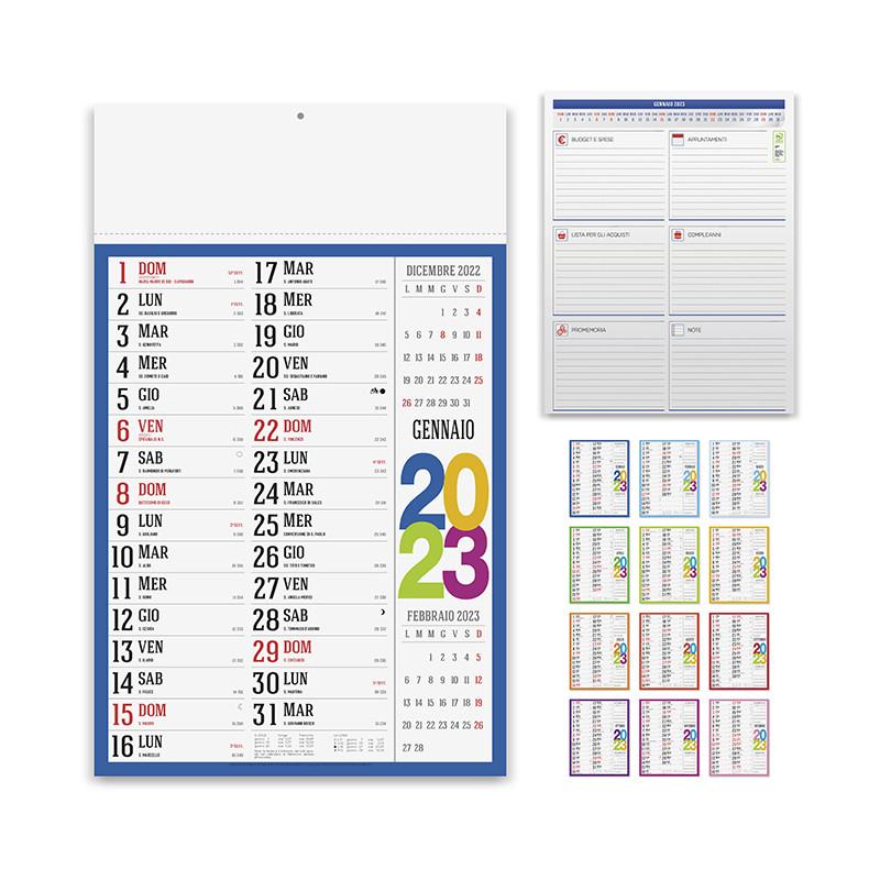 Calendario Olandese swedish pa614