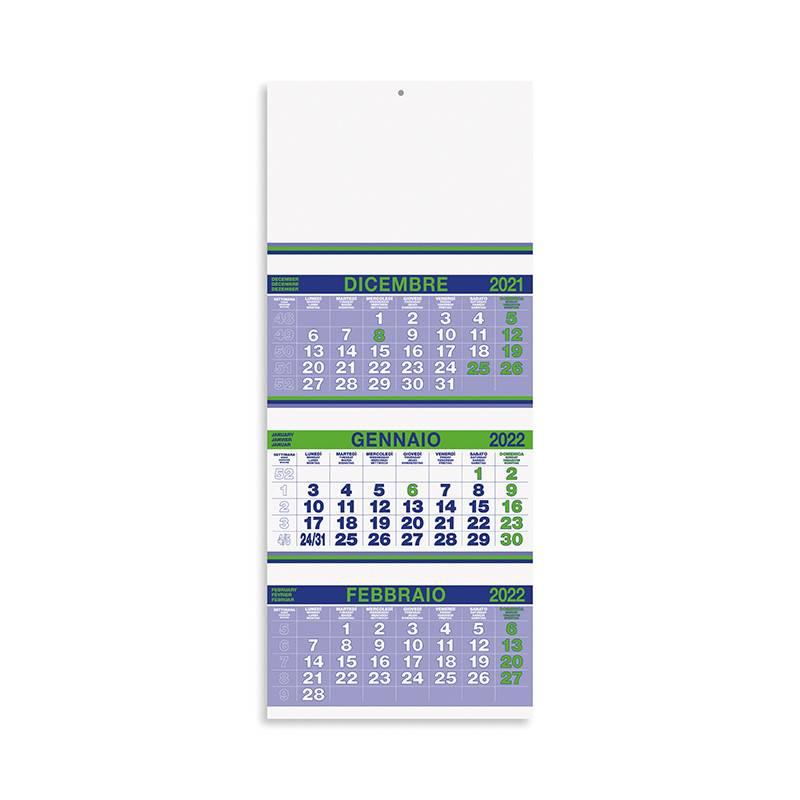 Calendario Trittico pa500